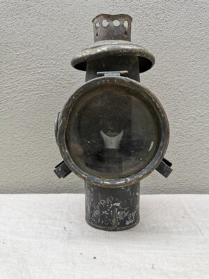 Franse oude stormlamp